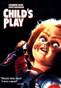 first horror film I remember watching