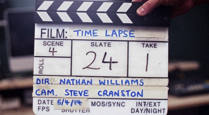 Time Lapse Wrapped